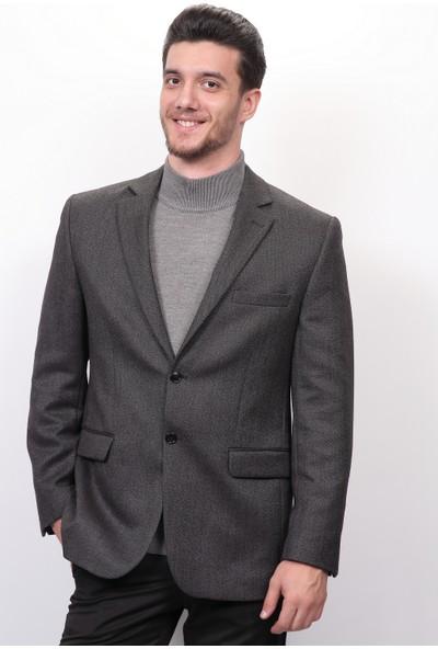 Diplomat Erkek Ceket C01-Füme6