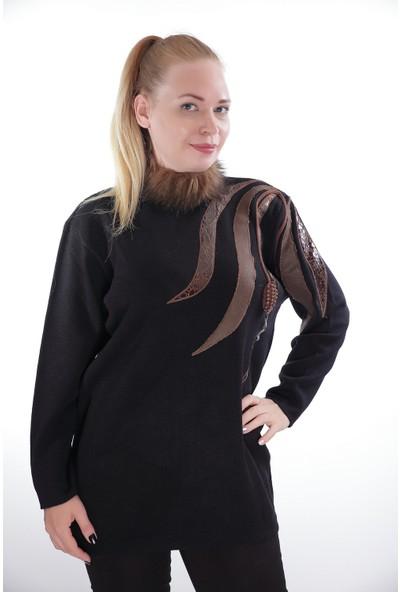 Es Kadın Triko Kazak 9500