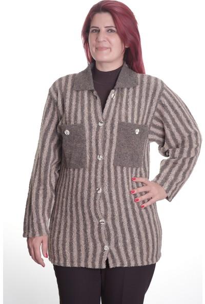 Kerem Kadın Çelik Örgü Tunik 21