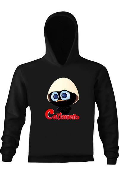 Art T-Shirt Calimero Çocuk Kapüşonlu Sweatshirt