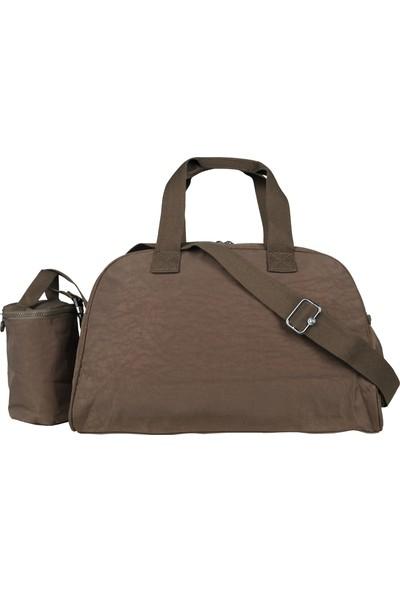 Smart Bags Anne-Bebek Bakım Omuz Çantası Smbgs1161-0007 Açık Kahve