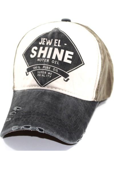 Pyz Moda Jewel Shine Beyzbol Cap Şapka