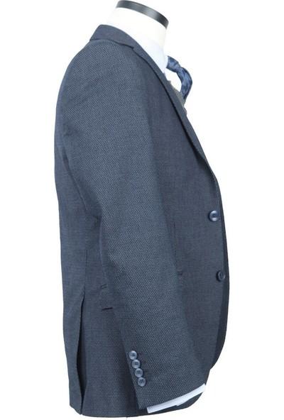 Centone Filanel Ceket Skınny Kalıp 18-0175