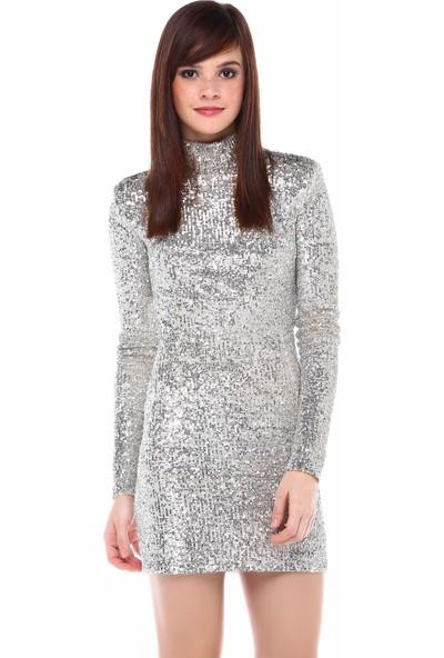 Gözde Öz Diana Shine Payetli Elbise