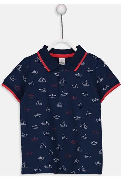 Lc Waikiki Erkek Bebek Pike Tshirt