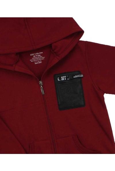 Modakids Erkek Çocuk Kapüşonlu Kışlık Ceket 019-012-007