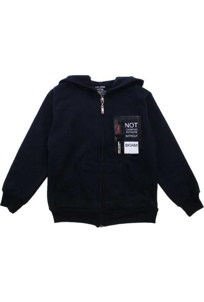 Modakids Erkek Çocuk Kapüşonlu Kışlık Ceket 019-012-042