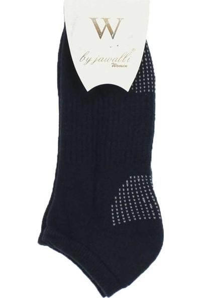 ModaKids By Jawalli Kadın Parfümlü Havlu Patik Çorap 065-667-012