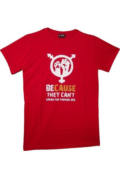 Maddog Unisex Because Bisiklet Yaka Tshirt