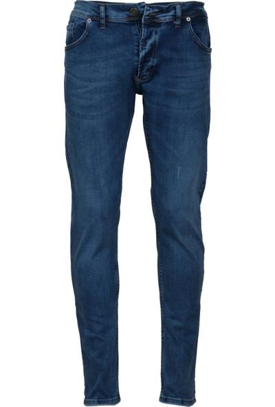 Modarar Erkek Kot Pantolon Rar00273 Likralı Slim Fit
