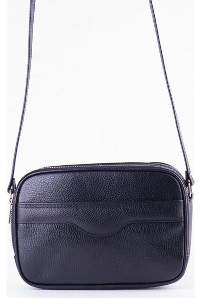 Bilik Fashion Kadın Çapraz Askılı Çanta Siyah M119