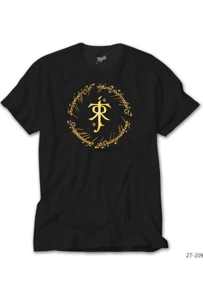 Zepplin Giyim Lord Of The Rings Erkek Tshirt