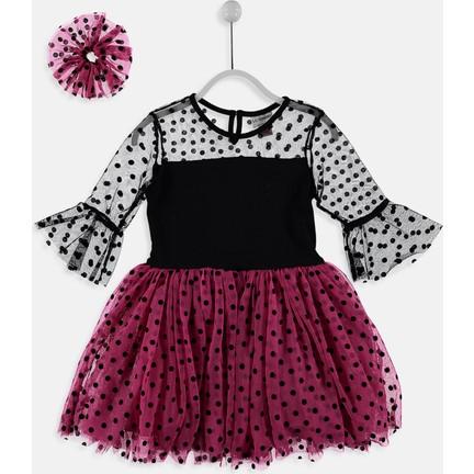 3e7890aed0ac6 Lc Waikiki Kız Çocuk Elbise Ve Toka Fiyatı - Taksit Seçenekleri