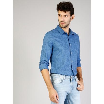 5e6784b15d2a9 Colin's Mavi Erkek Gömlek U.kol Fiyatı - Taksit Seçenekleri
