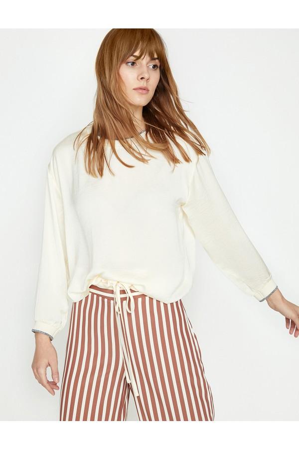 Koton V-Neck Sweater