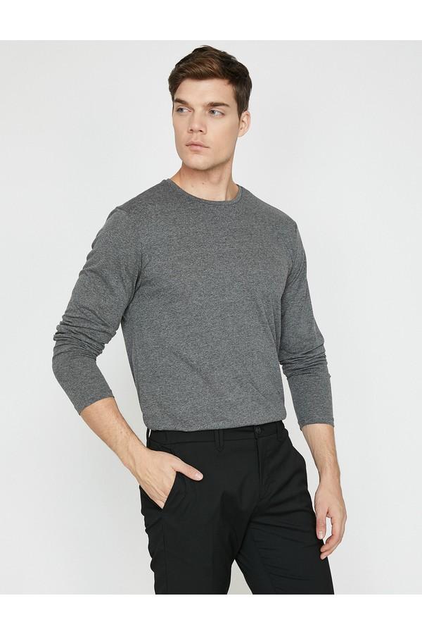 Koton Neck Sweatshirt
