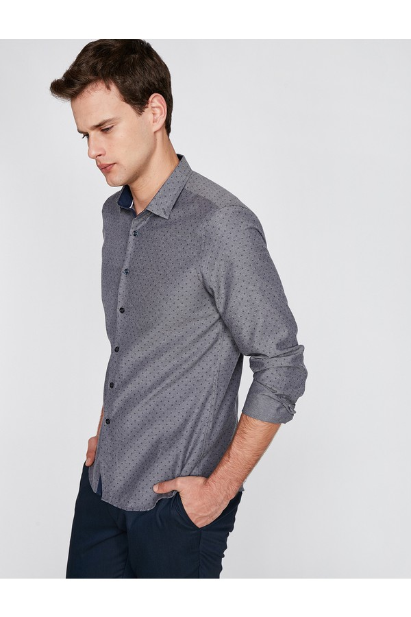 Koton Pattern Shirt