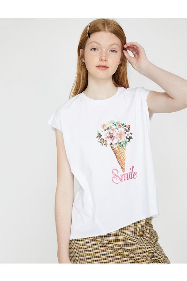 Koton Printed T-Shirt