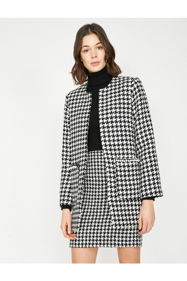 Koton Patterned Outerwear