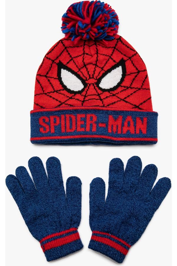 Koton Beren Printed Spider-Man Set