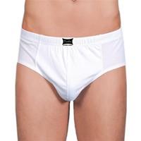 Tutku Erkek Slip Külot Beyaz 6 Lı Paket