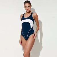 Reflections Kadın Mayo Sporcu Yüzücü İndigo 7538