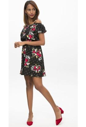 1549985070eb8 Çiçekli Elbise Modelleri & Çiçekli Elbise Fiyatları Burada! - Sayfa 8