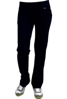 Axxel Kadın Eşofman Altı Siyah