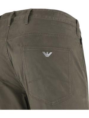 Emporio Armani J06 Jeans Erkek Pamuklu Pantolon 6Z1J06 1Nvez 0584