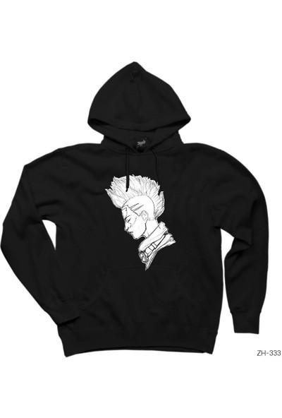 Zepplin Giyim Ekko Kapşonlu Sweatshirt / Hoodie