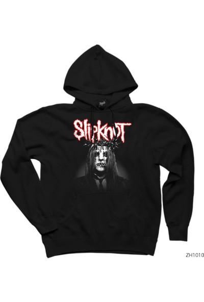 Zepplin Giyim Slipknot Joey Jordison Kapşonlu Sweatshirt / Hoodie