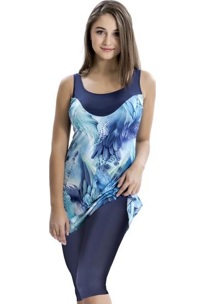 Armes Kadın Taytlı Elbise Mayo 8006