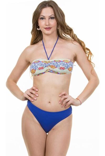 Miramar Kadın Bikini Takımı Straplez B201