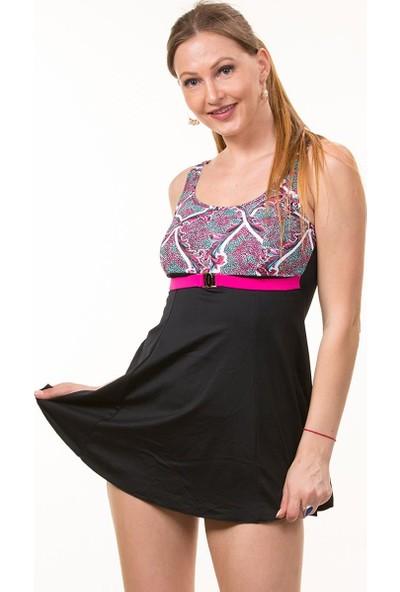 Miramar Kadın Mayo Etekli Elbise CM04