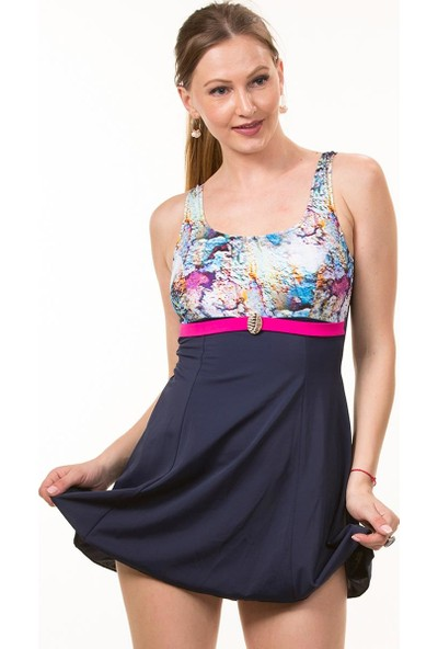 Miramar Kadın Mayo Etekli Elbise CM13