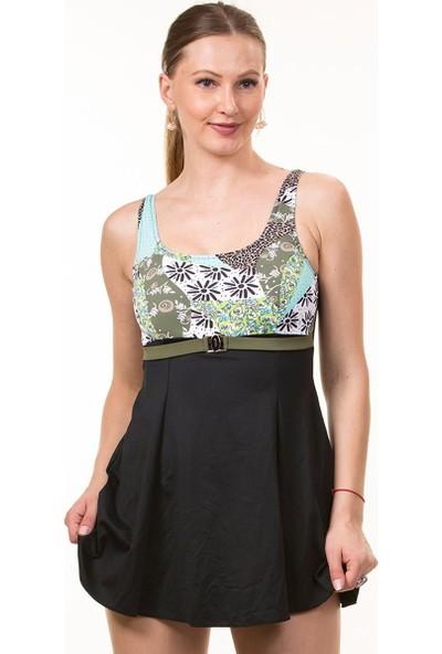 Miramar Kadın Mayo Etekli Elbise CM23