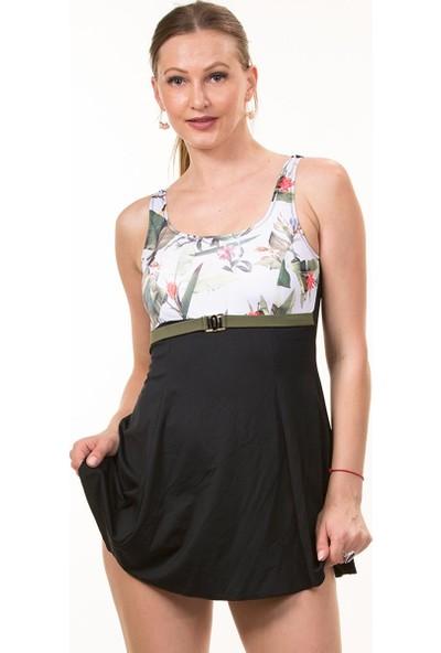 Miramar Kadın Mayo Etekli Elbise CM24