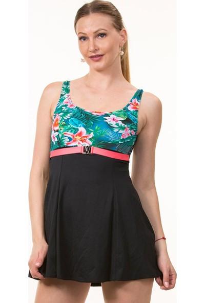 Miramar Kadın Mayo Etekli Elbise CM26