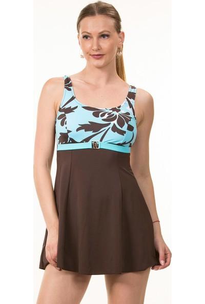 Miramar Kadın Mayo Etekli Elbise CM34