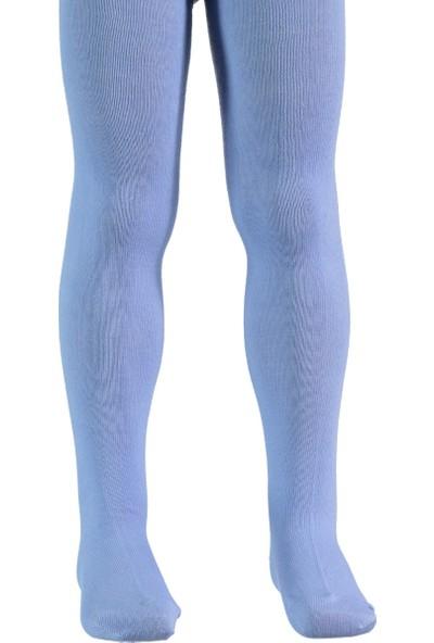 Civil Boys Erkek Çocuk Külotlu Çorap 0-5 Yaş Mavi
