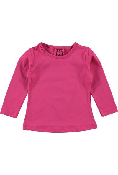 Civil Girls Kız Çocuk Sweatshirt 2-5 Yaş Fuşya