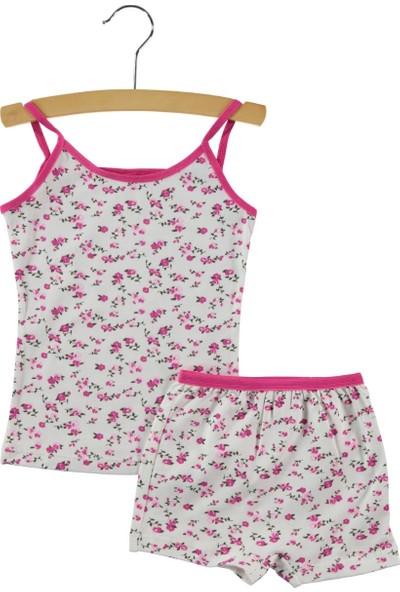 Civil Girls Kız Çocuk İç Çamaşır Takımı 2-10 Yaş Fuşya