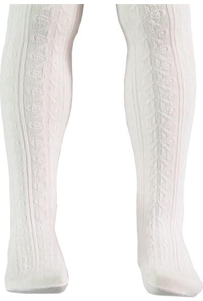 Bella Calze Kız Çocuk Külotlu Çorap 2-13 Yaş Pembe