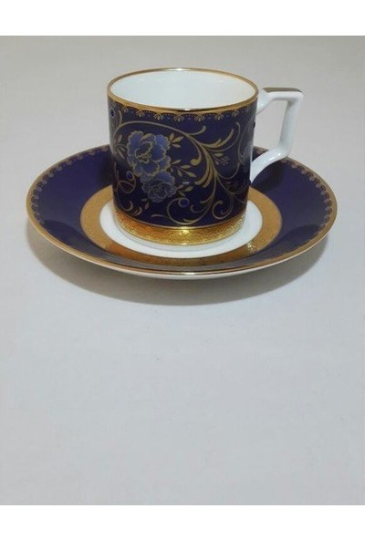 Noritake Arundel Gold 4887 12 Parça Porselen Çay Fincan Takımi