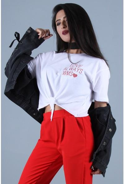 Açelya Okcu Fashion Love Always Tshirt