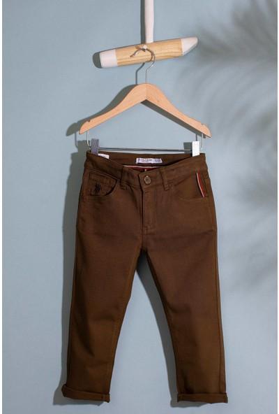 U.S. Polo Assn. Dokuma Spor Pantolon   50193621-Vr111