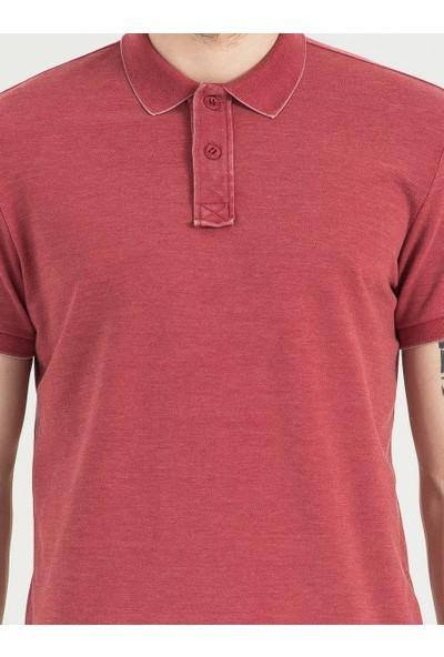 Loft 2007514 Erkek Polo T-Shirt Sleeve