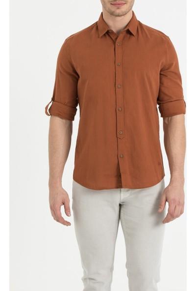 Loft 2010395 Erkek Gömlek Long Sleeve