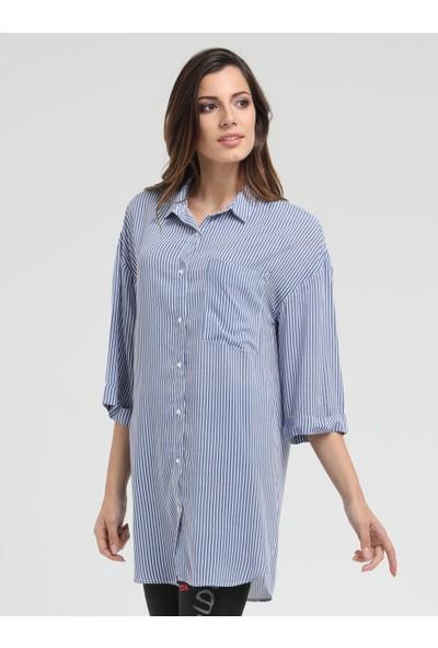 Loft 2014630 Bayan Gömlek Long Sleeve