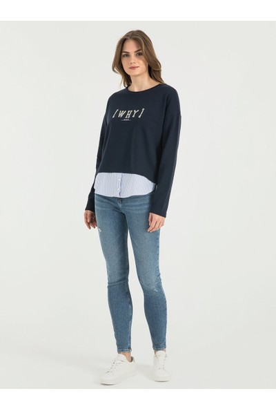 Loft 2016529 Bayan Sweat
